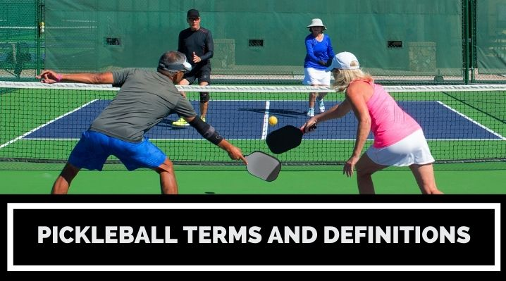 pickleball terms and definitions blog post image